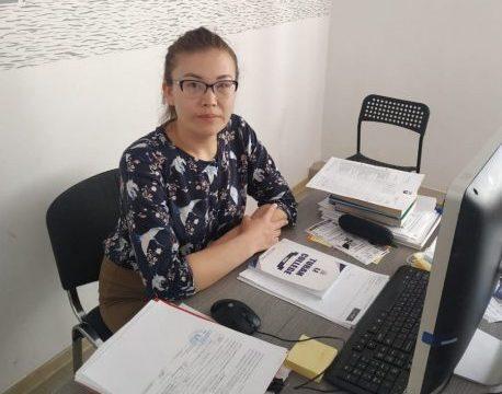 """Барлыбаева Эльмира Жаксылыковна<br><p class=""""thm-profile-sub-title sub"""">Заместитель директора по воспитательной работе<p/>"""