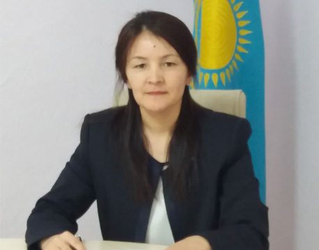 Естекбаева Г.